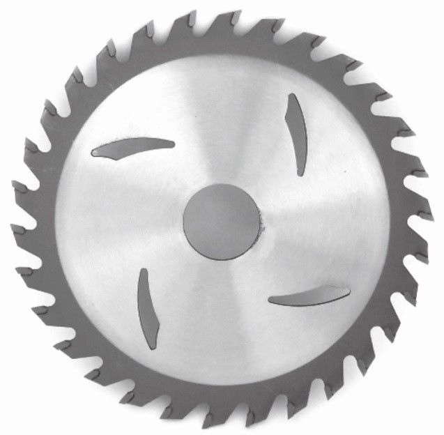 110mm Diamond Cutting Blade For Circular Saw  , TCT  Saw  Blade For Wood Cutting