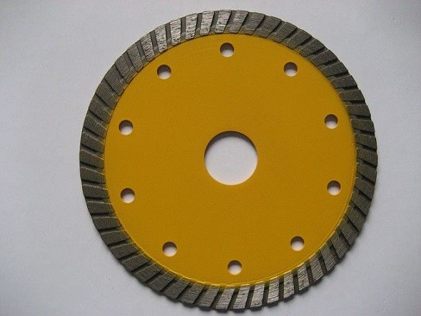 Yellow  125mm Diamond Cutting Disc  Apply In Granite  Brick  5 Inch 9 Inch Custom
