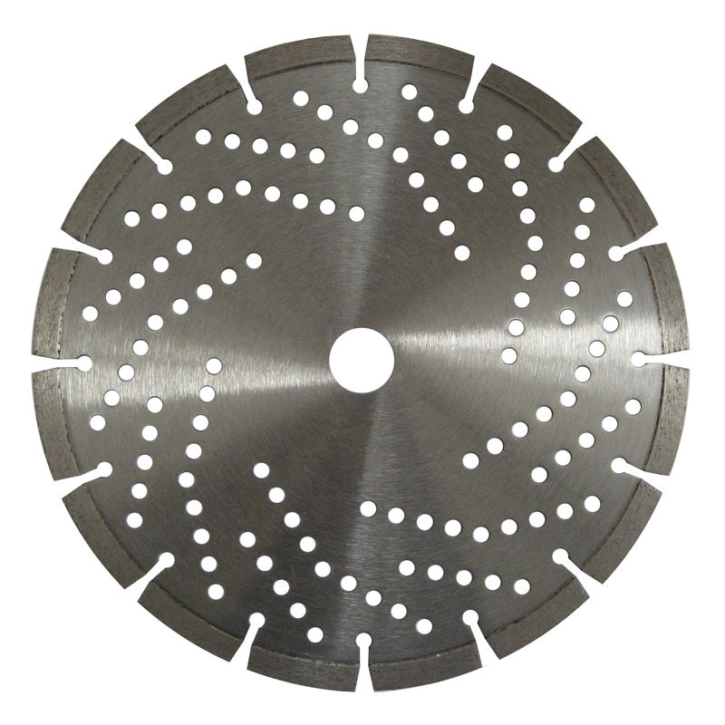 Longlife Turbo Wave Laser Welded Saw Blade For Concrete Block Hand Held Saw